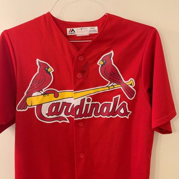best service 758c1 28e98 St. Louis Cardinals Yadier Molina Jersey